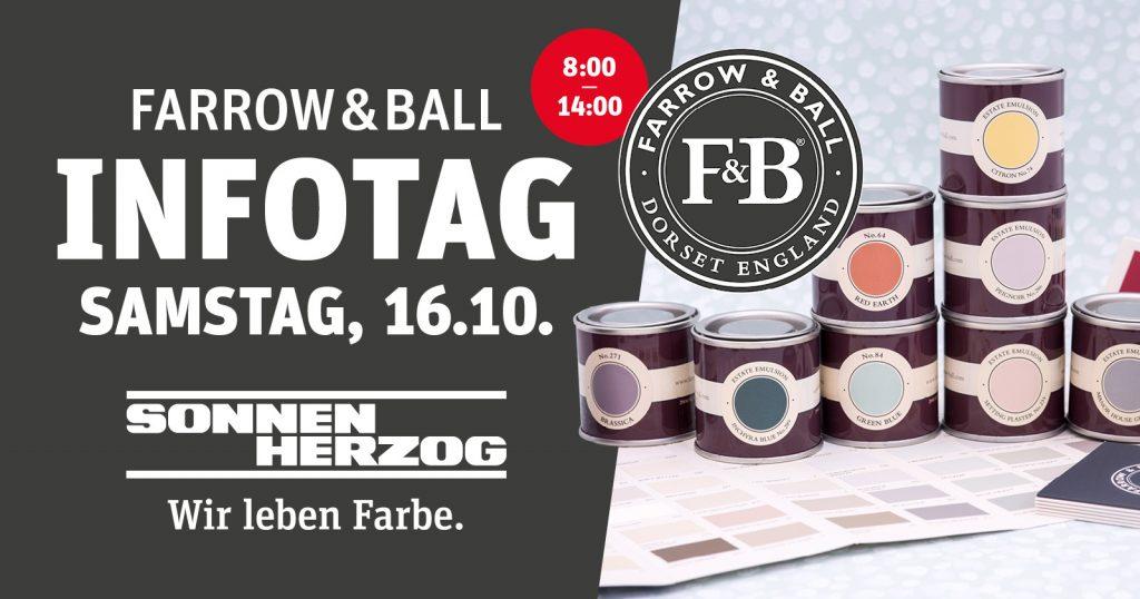 Farrow & Ball Infotag