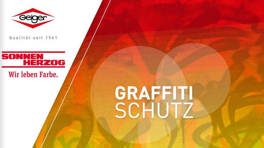 Geiger Graffitischutz - Sonnen Herzog