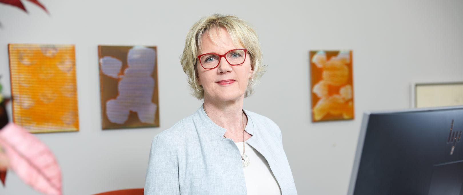 Margarete Sonnen Geschäftsführerin 1