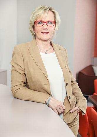 Margarete Sonnen - Geschaeftsfuehrerin von Sonnen Herzog