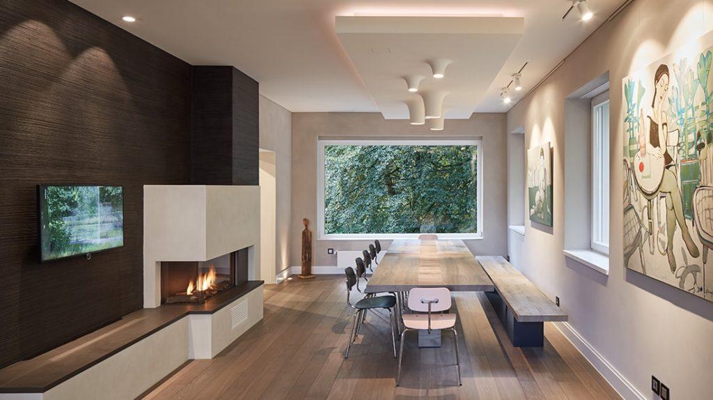 Modernes Design bei Sonnen Herzog