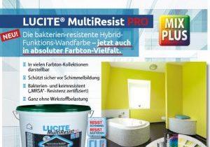Einführungsaktion LUCITE Multi Resist PRO
