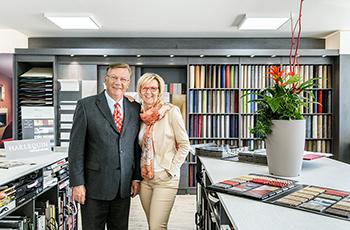 Generationswechsel: Nach fast 60 Jahren hat Norbert Sonnen die Geschäftsführung an seine Tochter Margarete Sonnen übergeben.
